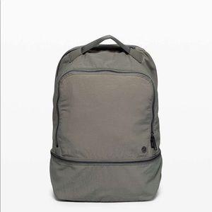 NWT Lululemon full-sized backpack